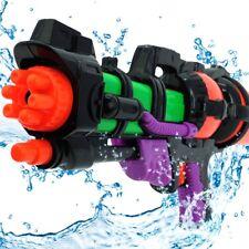 Pistola De Agua Grande bomba de acción Súper Madurador Rociador de Jardín Al Aire Libre Playa