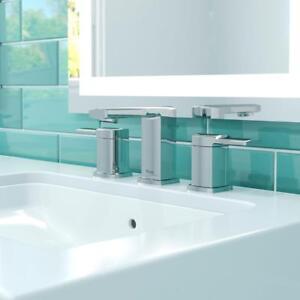 Pfister Deckard LG49-DA0C Polished Chrome Widespread Bathroom Faucet