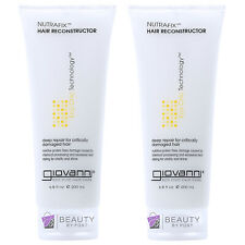 Giovanni, Nutrafix Hair Reconstructor, 6.8 fl oz (200 ml) pack of 2