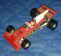 1974 CORGI TOYS *** 152 FERRARI 312 B2 RED *** ORIG VINTAGE Made in GB