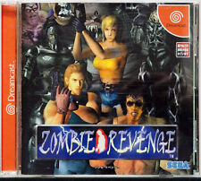 USED Zombie Revenge SEGA DREAMCAST  JAPAN JP JAPANESE