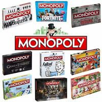 MONOPOLY - Perfect Family Game - Choose from 70+ Special Editions!