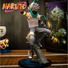 Young Hatake Kakashi Anbu figurine Naruto Shippuden anime statue toy model PVC