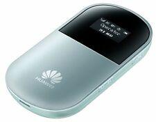 Huawei E586 Router Modem Portatile WiFi 3G UMTS 21 Mbps con Sim Card Mobile MiFi