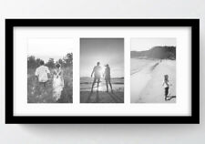 Multi Aperture Photo Frame Instagram Wall Mounted Oxford Black Picture Collage