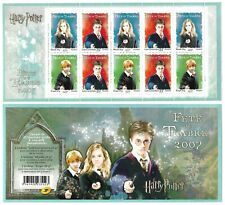 Carnet Timbres France 2007 N°BC4024a - Harry Potter Fête du Timbre 2007