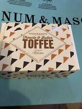 FORTNUM & MASON BOX ASSORTED TREACLE & BUTTER TOFFEE 230G ❤️🌈