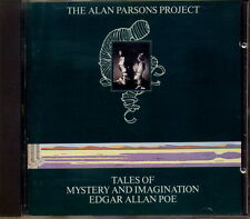 Alan parsons project-tales of Mystery and Imagination