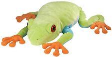 "Giant Jumbo Stuffed Red-Eyed Tree Frog - by Wild Republic - 30"" - New - #82333"