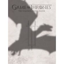 Game of Thrones DVDs 15 Certificate