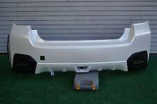 13 Subaru crosstrek rear bumper cover oem 2013 part# 57704FJ040