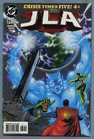 JLA #31 1999 JSA Grant Morrison Howard Porter DC Comics