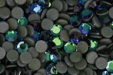 Swarovski 2012 MERIDIAN BLUE Hotrfix, Iron-on Rhinestones 1440 pieces  16ss