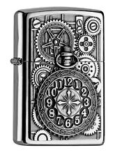 Zippo pocket watch 2004742 Chrome High polished