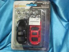 NEW Zip Zaps Porche 911 Turbo German Import Body Kit 60-7517 micro RC