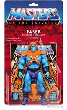 HE-MAN MOTU SUPER 7 Faker-MASTERS OF THE UNIVERSE ULTIMATES Classics
