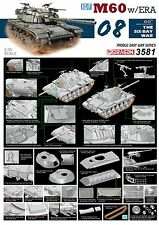 1/35 Dragon IDF M60 w/ERA #3581