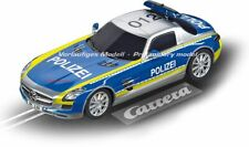 Carrera Digital 132, Mercedes SLS Polizei, 30793