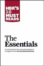 HBR'S 10 Must Reads: The Essentials: By Harvard Business Review, Drucker, Pet...