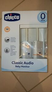 CHICCO Baby Monitor classic audio PARI AL NUOVO