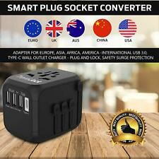 International Travel Adapter - Smart Plug Socket Converter- World Travel Adapter