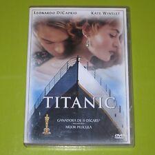 DVD.- TITANIC - LEONARDO DICAPRIO - 11 OSCARS