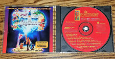 CD movie Soundtrack THE PAGEMASTER  James Horner  original Score Babyface Dream