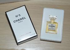 Chanel N5 eau de parfum 1.5 ml miniature in micro bottle NIB