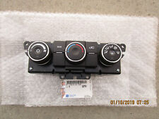 13 - 17 CHEVY TRAVERSE BASE LS LT A/C HEATER CLIMATE TEMPERATURE CONTROL OEM NEW