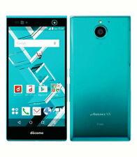 Used Smart Phone  Docomo F-04G Iris Green Fujitsu Arrows NX Android JAPAN F/S