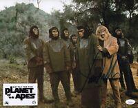 PAUL WILLIAMS Planet Of The Apes Signed 11x14 Photo Autograph JSA COA