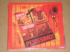 SKIANTOS - PESISSIMO!- CD + BONUS TRACKS SIGILLATO (SEALED)