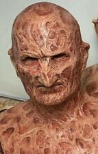 DARKRIDE FREDDY KRUEGER MASTER OF DREAMS SILICONE MASK . JAMES UPDEGRAPH