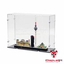 Acryl Vitrine für Lego 21027 Berlin - Neu