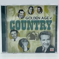 Golden Age Of Country, Honky-Tonk Man CD, Time Life Music