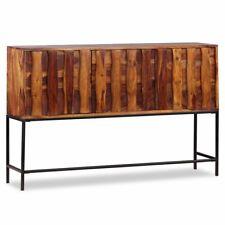 Vidaxl aparador 120x30x80 cm Sheesham tocador Cómoda alacena mueble mobiliario