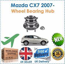 For Mazda CX7 2.2DT 2.3 Turbo DiSi 2007- 1 Rear Wheel Bearing Hub + Nut Kit x1