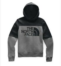 The North Face Drew Peak Womens Hoody Pullover - Vintage White Tnf Black Winter