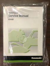 """New ListingKawasaki Kxâ""""?50 Service Manual - Fits 2019 & 2020 Kxâ""""?50 - Genuine Kawasaki-New (Fits: Kawasaki)"""