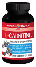 Creatine Blast - L-CARNITINE 510MG - Promotes Energy 1B