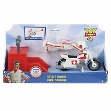 Disney Pixar Toy Story 4 Duke Caboom Stunt Racer Set - Brand New