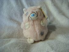 Carte Blanche Blue Nose Friend  4inch Persian cat Paws