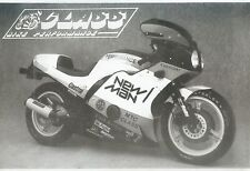 Class kawasaki gpz zx prospectus 1988 Brochure moto Brochure Japon Asie