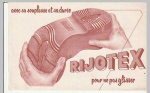 BUVARD  rijotex pour ne pas glisser (semelle chaussure)