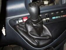 Headphone gear lever Fiat Scudo 1st Series black genuine leather