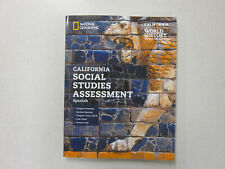 National Geography World History California Social Studies Assessment 1337900370