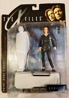 Agent Dana Scully X Files Mcfarlane Toys Action Figure Body Bag Vintage 90s NIP