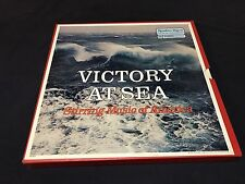Readers Digest Victory At Sea 4 LP Set VG+