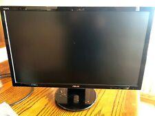 "Asus VE248HR LED-backlit LCD monitor 24"", 60Hz, 2ms response time"