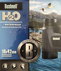 Bushnell H2O Waterproof / Fogproof Roof Prism 10 X 42mm binocular